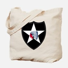 2nd Infantry Tote Bag
