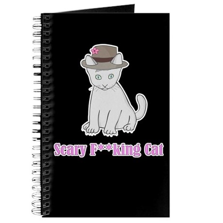 Scary Cat Journal