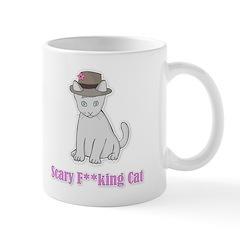 Scary Cat Mug