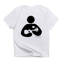 Ukulele Love Infant T-Shirt