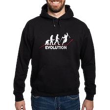 Skiing Evolution Hoody