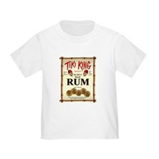 Tiki King Rum T