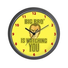 Big Bro'...Wall Clock