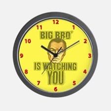 Big Bro'...Wall Clock