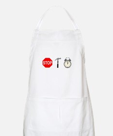 Stop, Hammer Time Apron