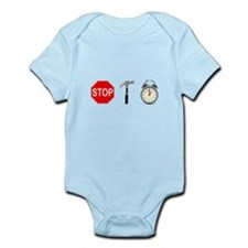 Stop, Hammer Time Infant Bodysuit