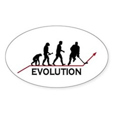 Hockey Evolution Decal