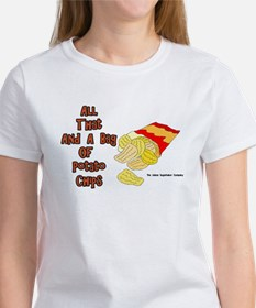 All That and a Bag of Chips Tee