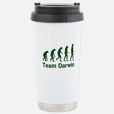 Team Darwin Stainless Steel Travel Mug