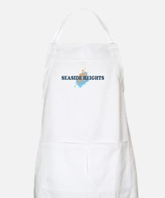 Sandy Hook NJ - Seashells Design Apron