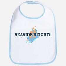 Sandy Hook NJ - Seashells Design Bib