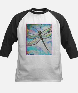 Dragonfly, colorful, Tee