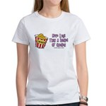 Legs Bucket of Chicken Women's T-Shirt
