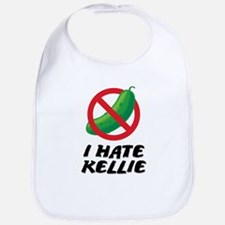 I Hate Kellie Bib