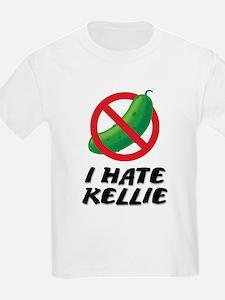 I Hate Kellie Kids T-Shirt