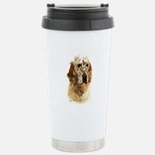 English Setter Thermos Mug