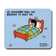 Unanswered Email - Mousepad
