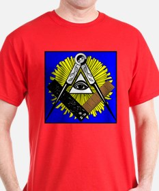 S&C withall seeing eye T-Shirt