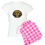 Compton Fire Department Women's Light Pajamas