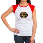 Compton Fire Department Women's Cap Sleeve T-Shirt