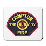 Compton Fire Department Mousepad
