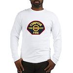 Compton Fire Department Long Sleeve T-Shirt