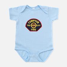 Compton Fire Department Infant Bodysuit