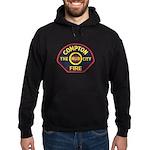 Compton Fire Department Hoodie (dark)