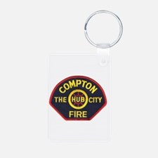 Compton Fire Department Keychains