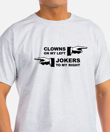 Clowns & Jokers T-Shirt