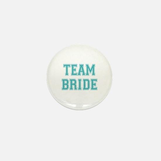 Team Bride Mini Button
