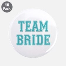 """Team Bride 3.5"""" Button (10 pack)"""
