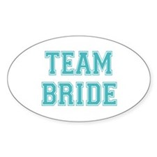 Team Bride Decal