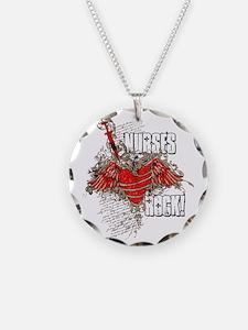 Nurses Rock Necklace