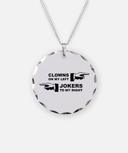 Clowns & Jokers Necklace