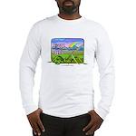 Farm Girl Rainbow Long Sleeve T-Shirt