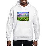 Farm Girl Rainbow Hooded Sweatshirt