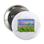 Farm Girl Rainbow Button