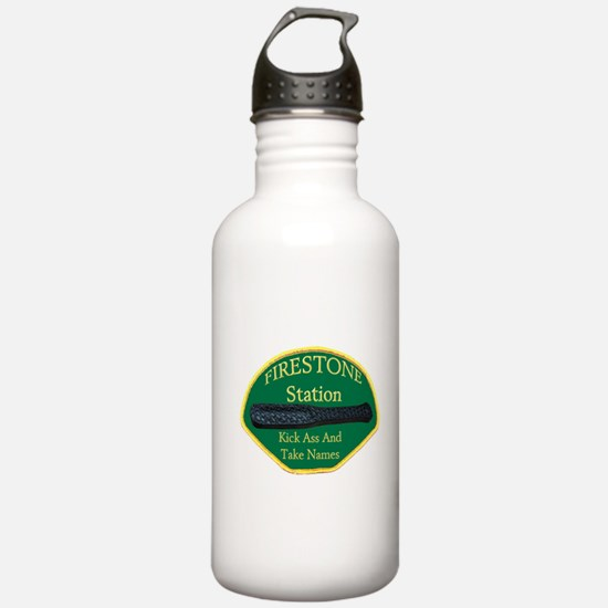 Firestone Station KAATN Water Bottle