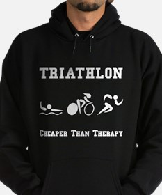 Triathlon Therapy Hoodie