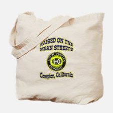 Mean Streets of Compton Tote Bag