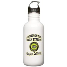 Mean Streets of Compton Sports Water Bottle