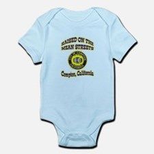 Mean Streets of Compton Infant Bodysuit