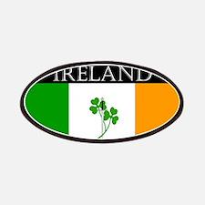 Ireland Shamrock Patches
