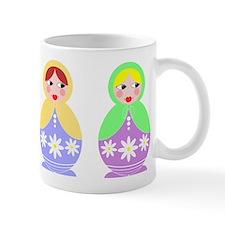 3 Matryoshka Mug