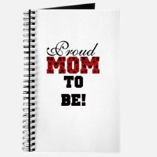 Stars Proud Mom to Be Journal