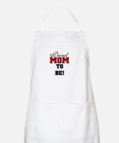 Stars Proud Mom to Be BBQ Apron