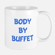 Body By Buffet Mug