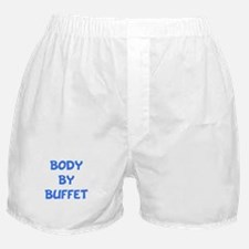 Body By Buffet Boxer Shorts