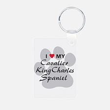 Cavalier King Charles Keychains